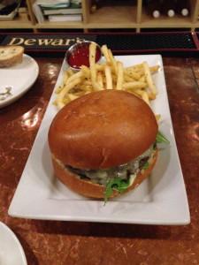 Cellar Burger